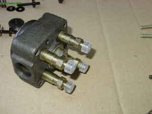 Bosch diesel injection pump rebuild